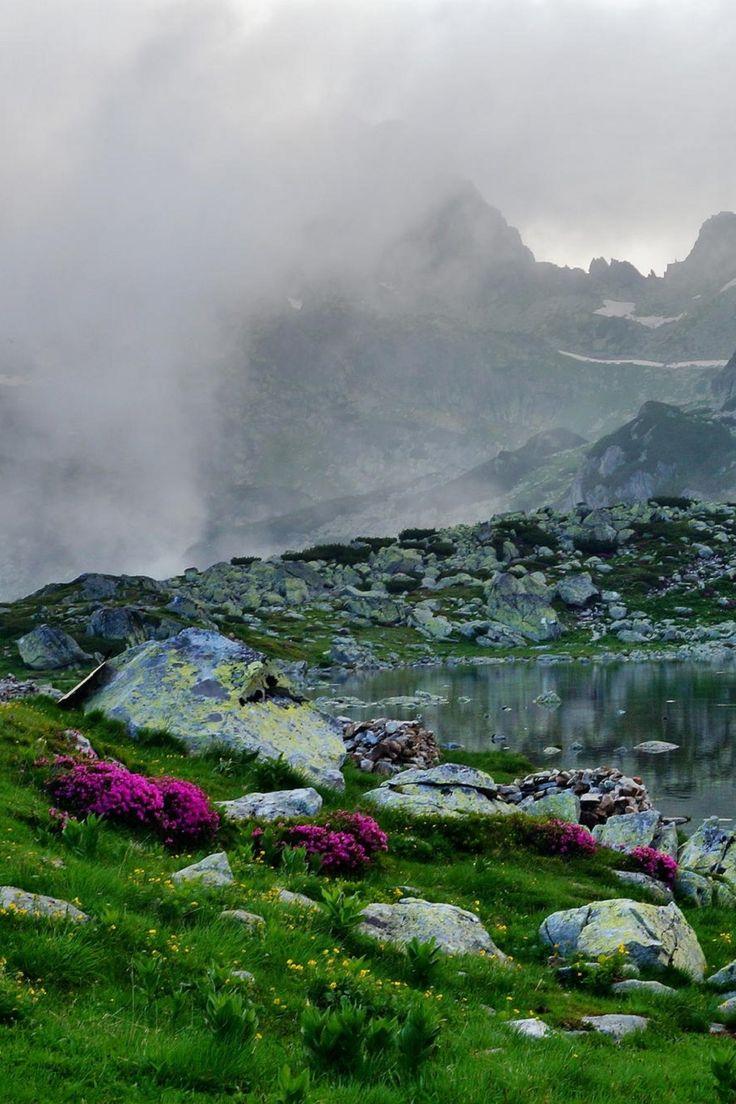 Retezat Mountains, Romainia