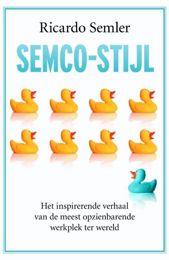 bol.com | Semco-stijl, Ricardo Semler | 9789022558256 | Boeken