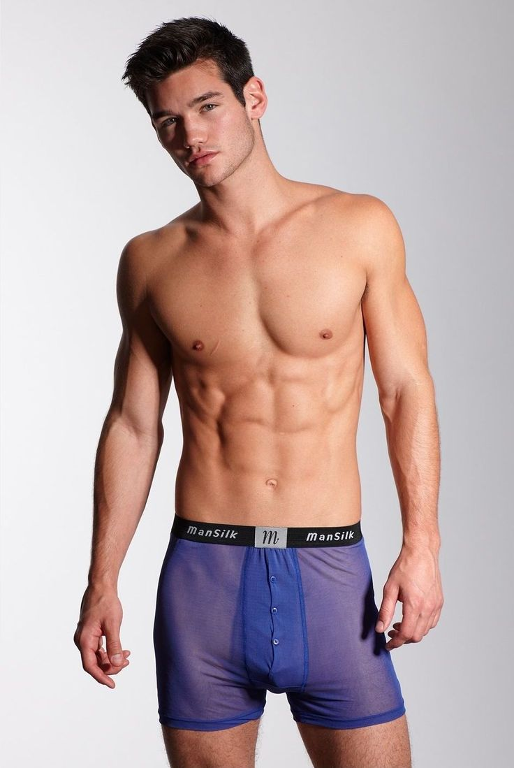 Top model Chis Fawcett enlisted by Undergear to model their newest collection from new shirts to new underwear