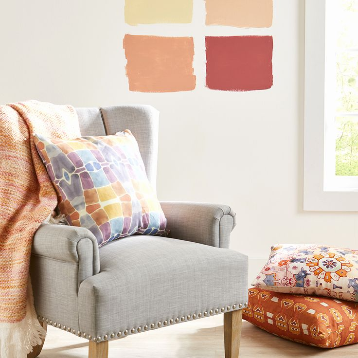 55 brilliant grey paint color chart grey chair with throw on sample color schemes for interiors id=98497