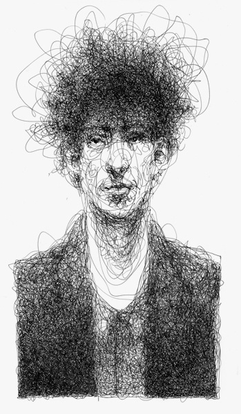 Kasper Eistrup drawing