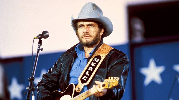 "Outlaw, ""Okie from Muskogee"", poet of working class values and a fixture in country music for 50 years, Merle Haggard died Wednesday, April 6, his 79th birthday."