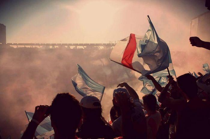 No alcanzan las tribunas  #riverplate #hinchada #soccer