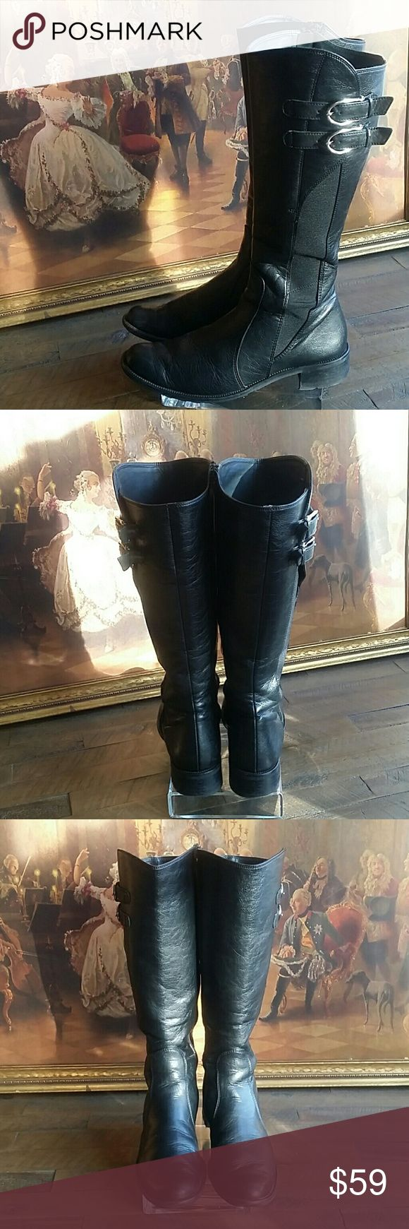 Paul Green boots Unisex Paul Green Munchen  boots. Made in Austria.  Wo's size 9.5 - Men's 6.5 Paul Green Shoes Ankle Boots & Booties