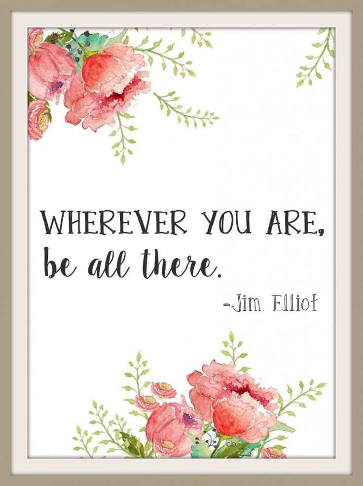 Wherever you are, be all there. | How I went from Overwhelmed to Rested @mbream