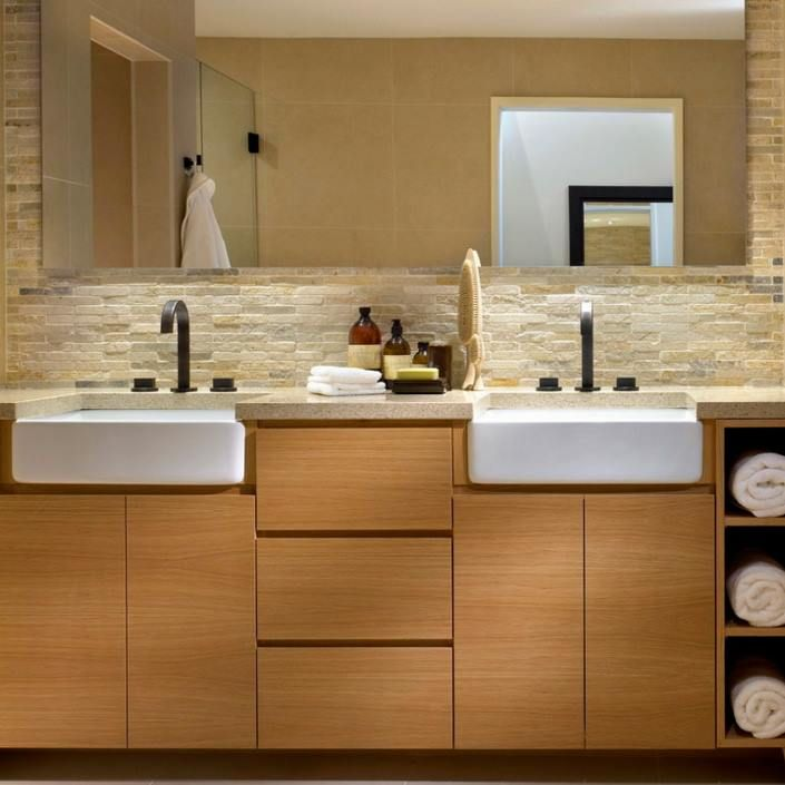 Best Photo Gallery For Website Silestone Ivory Coast countertops help this bath space feel like a relaxing spa http