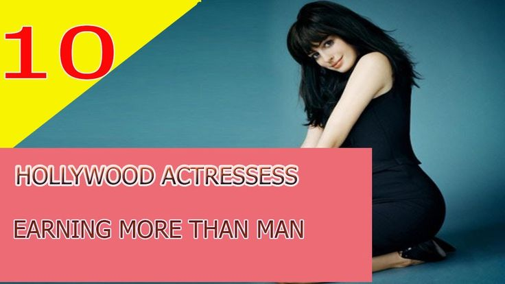 Top 10 Hollywood actresses List  Earning More Than Male Actors 2017