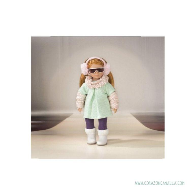 Ropa para Lori, modelo wonderfully warm en Corazon Canalla online shop