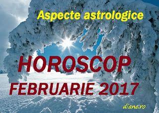 diane.ro: Aspecte astrologice în horoscopul februarie 2017
