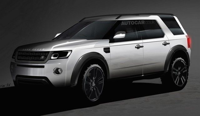 2020 Land Rover Defender News Design Release Price >> 2020 Land Rover Defender release date | Automotive Latest