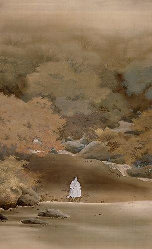 菊慈童, 1900 - Hishida Shunso