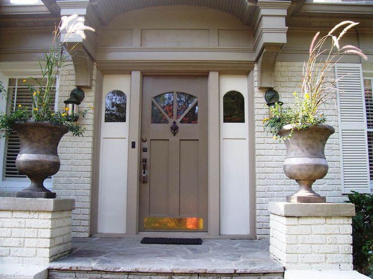 26 Best Exterior Paint Ideas Images On Pinterest Front Door