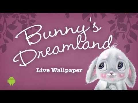 Bunny's Dreamland Free LWP - Εφαρμογές Android στο Google Play
