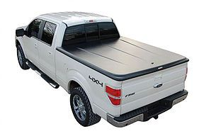 All of J&R Upholstery's soft tonneau covers are made on site by Deta Industries using one of the most reliable names in the industy! Snap-E-Top. No drilling