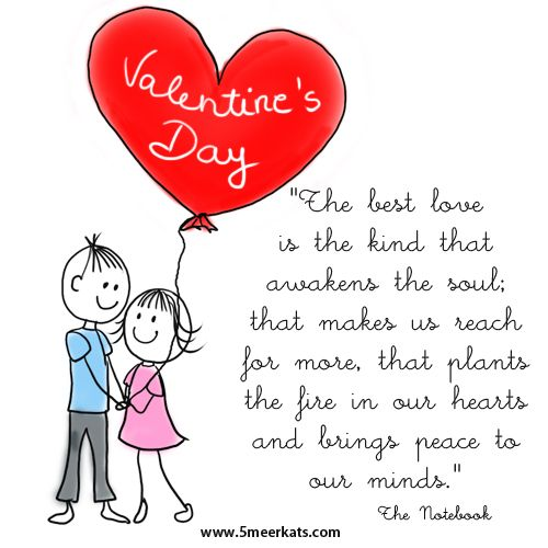 The best love is the kind that awakens the soul; that makes us reach for more, that plants the fire in our hearts and brings peace to our minds. #Valentine's Day #thenotebook @Quotes Everlasting