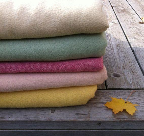 Pure Wool Mattress Pad Custom Sizes PEWEE Pad Crib by sewoiseau