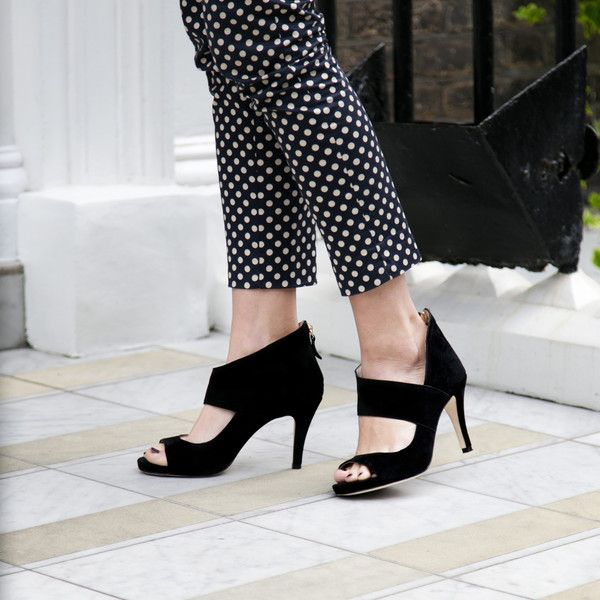 Sargossa - comfortable high heels, which you could where all night long
