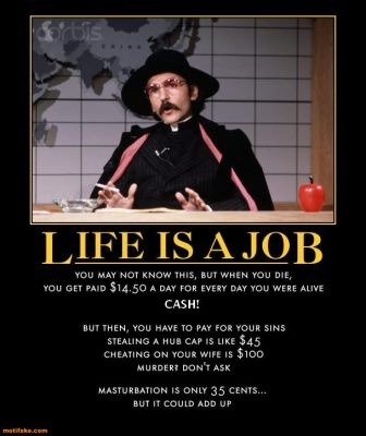 Image result for father guido sarducci humor