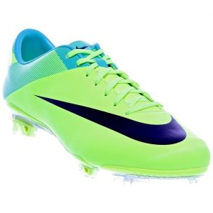 Nike Vapor VII Soccer Cleats Mens Green Synthetic - ONLY $208.99
