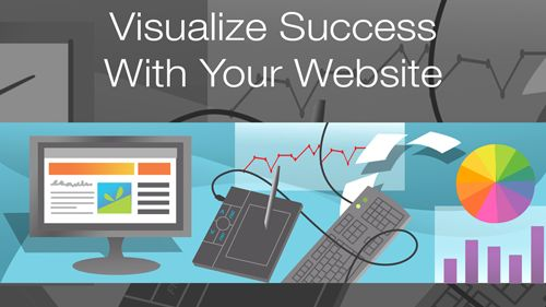 Visualize Success With Your Website