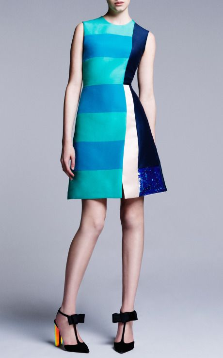 Roksanda Ilincic Resort 2014 Trunkshow Look 2 on Moda Operandi