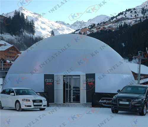 grande tenda a cupola gonfiabile per auto mostra in marca : kk gonfiabile numero di modello : KK-T84 is_customized : sì colore : bianco , nero , verde , rosso , grigio , blda Pubblicità apparato gonfiabile su AliExpress.com | Gruppo Alibaba