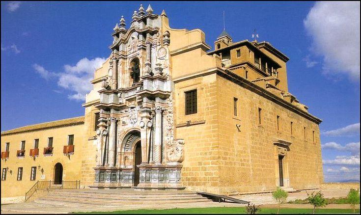 Santuario de la Vera Cruz. Caravaca de la Cruz. Murcia. España.