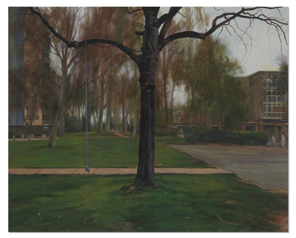 Nothings left by George Shaw