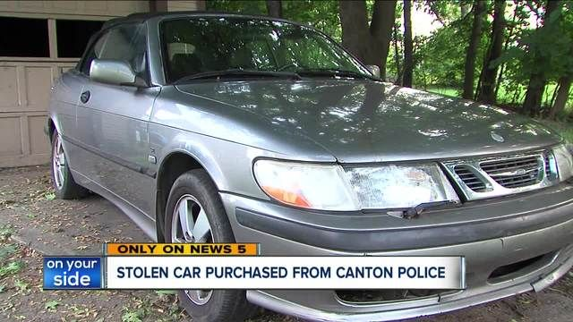 Canton man can't drive the car he legally purchased from police because it was stolen http://ift.tt/2wDDG8j