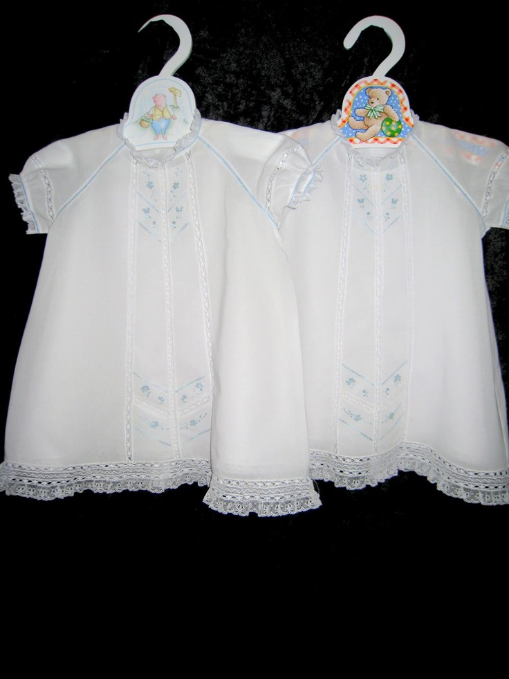"""Lovely heirloom """"Old Fashioned Baby"""" dresses!"""
