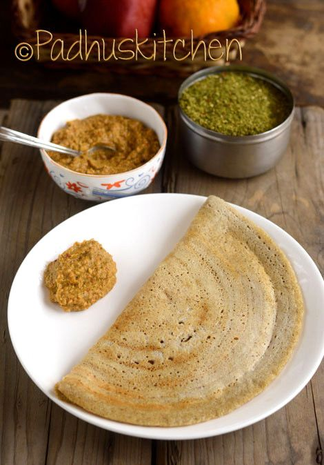 Kambu Dosa Recipes-How to prepare Kambu (Bajra) Dosa-Pearl Millet Dosa ...