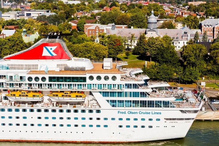 Bateau de croisière Le Balmoral à Trois-Rivières. Crédit photo: Buzz Productions #croisieres #cruises