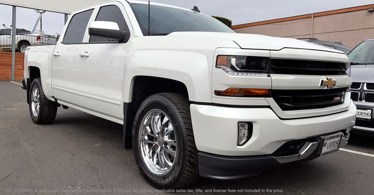 2016 Chevrolet Silverado 1500 LT Strong, capable and built to stand the test of time. When you need to get things done, you want a Silverado.