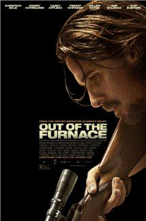 Out of the Furnace: Powerful action based drama. Woody Harrelson as the villian is amazing. Christian Bale ,as usual, always puts in an intense performance.