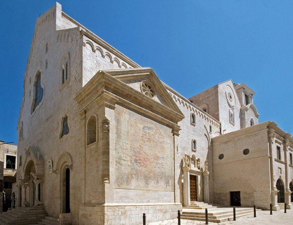 Bisceglie - The Catedral