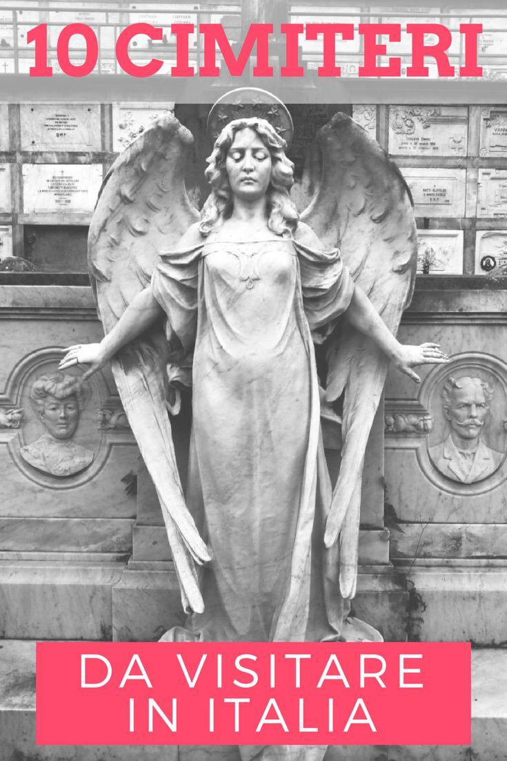 10 cimiteri monumentali da visitare in Italia