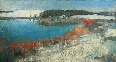 Lac de Bret by Walter Mafli
