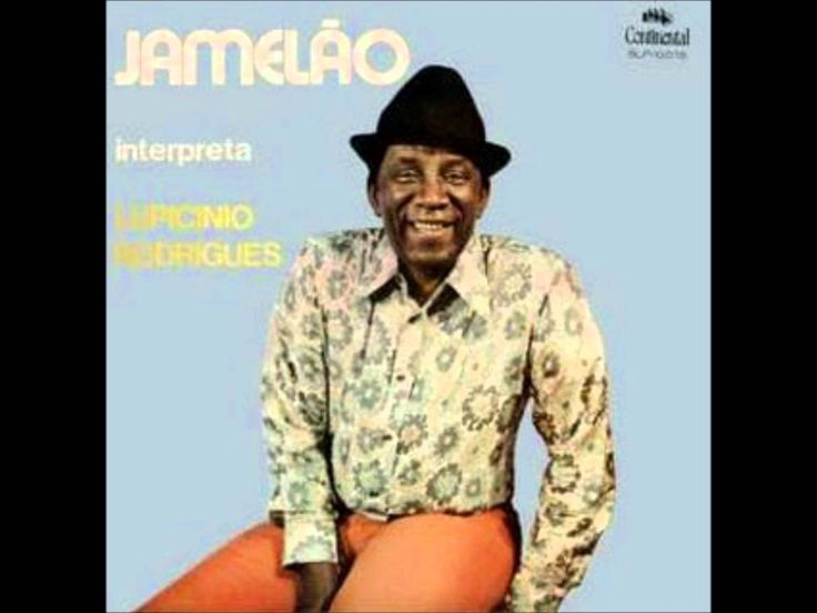 Jamelão Interpreta Lupicínio Rodrigues (Disco Completo)