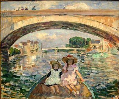 Girls in a Boat