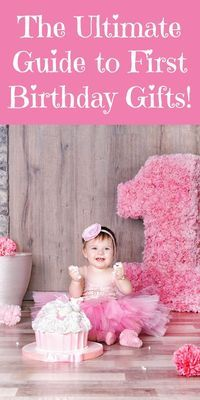 Turning one is a milestone in a little one's life. It's their first time getting a birthday party - and presents!! If you are wondering what to get a one year old as a gift, click here to check out the 10 best ideas!