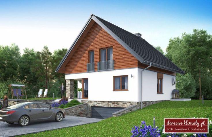 DOM NA STOKU II NF40 - projekty domów IGN