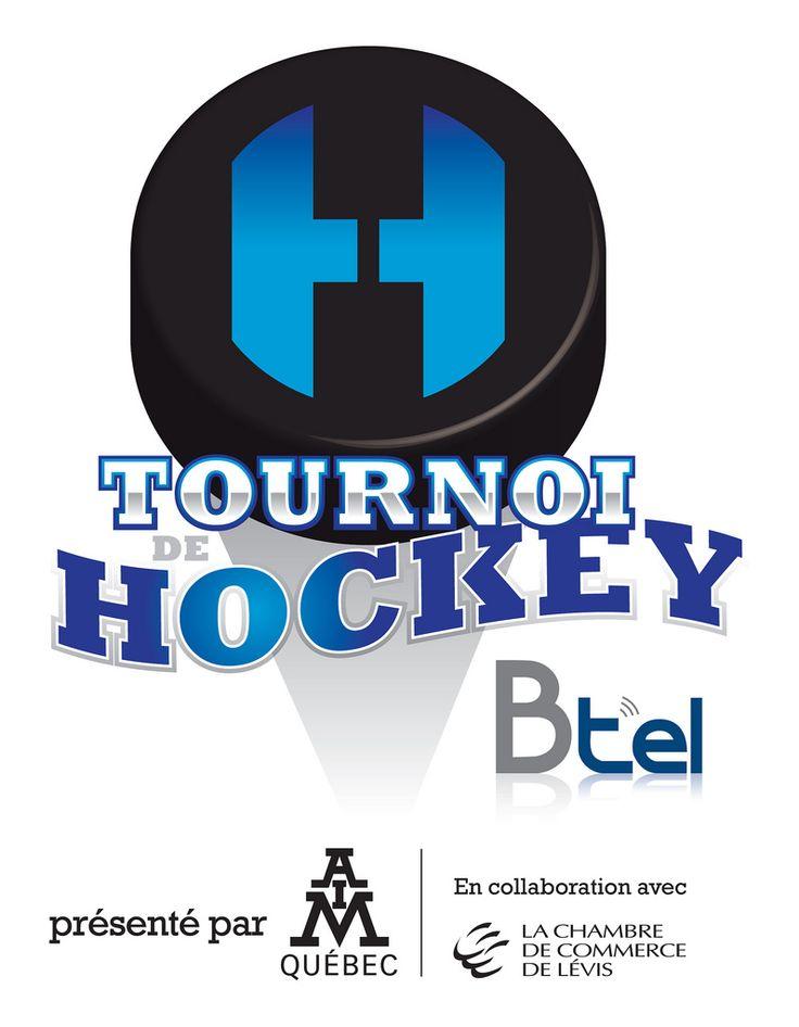 Niveau 5 - Graphisme Lévis - Tournoi de hockey BTel   Flickr - Photo Sharing!