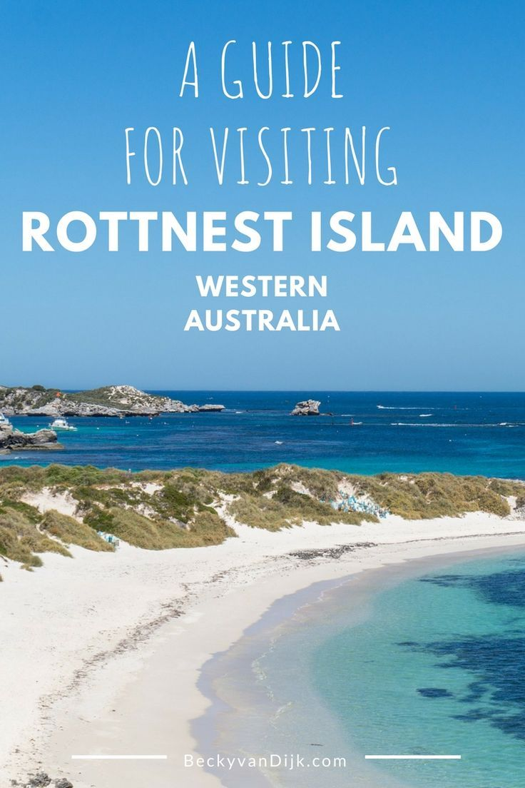 Rottnest Island is situated off the west coast of Australia, just half an hour by ferry from Perth its a must see whilst visited the region. I recommend allowing at least 3 nights on the island to enjoy it, in this post I share everything else you need to know before you go to Rottnest Island! Read the full post on BeckyvanDijk.com