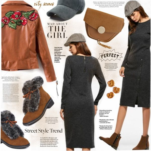 Street Style Trend by katjuncica on Polyvore featuring Kershaw