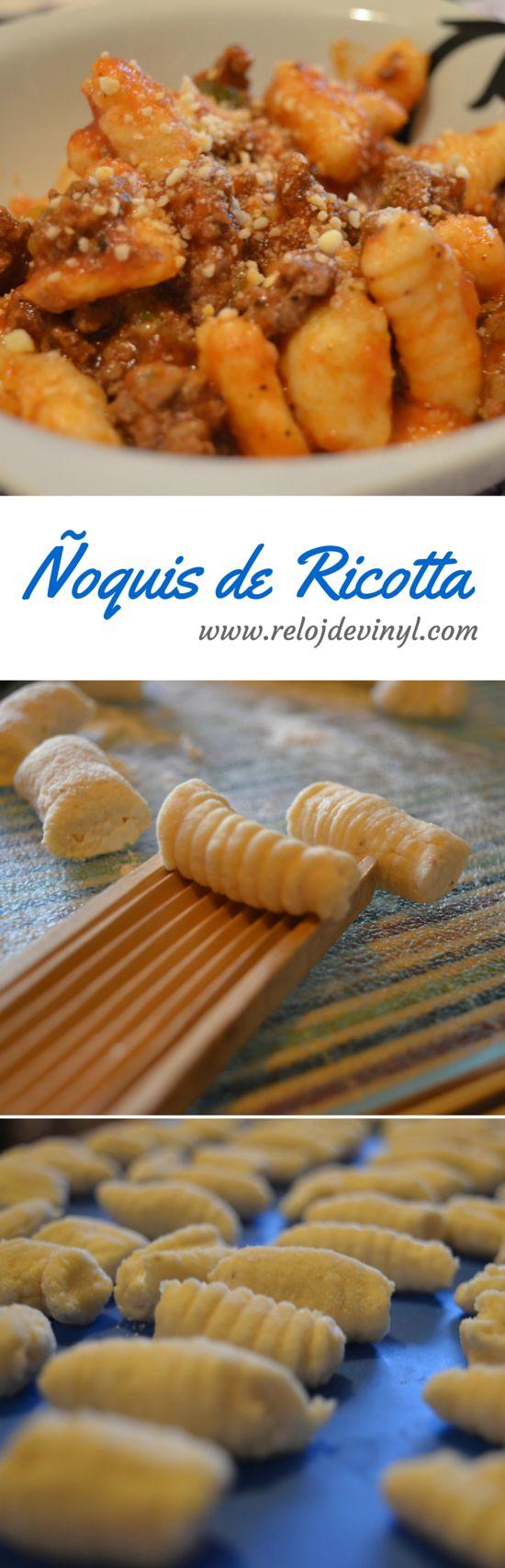 Los ñoquis de ricotta son una de esas opciones donde no sacrificas sabor por reducir los carbohidratos en la receta. De verdad ¡están muy sabrozos!