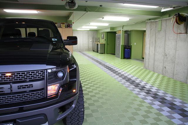 21 best images about garage flooring on pinterest for Garage ford nice