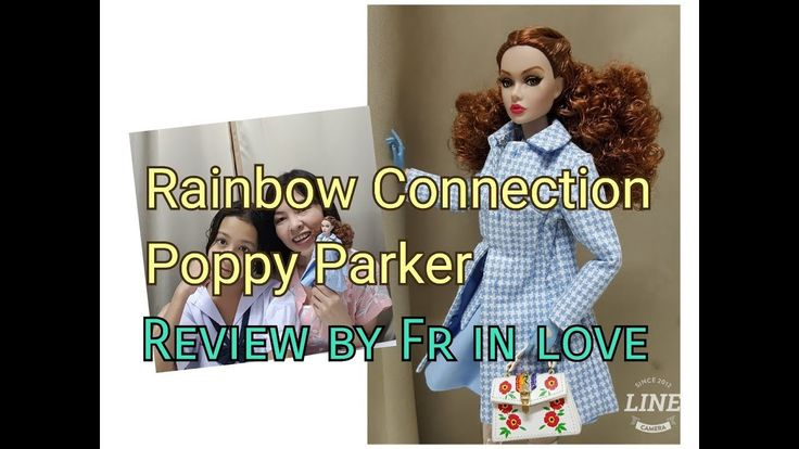 Fashion royalty Fairytale Convention Rainbow Connection Poppy Parker Review by Fr in love - https://www.fashionhowtip.com/post/fashion-royalty-fairytale-convention-rainbow-connection-poppy-parker-review-by-fr-in-love/