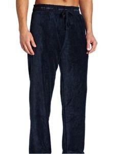 Joseph Abboud Men's Fleece Pajama Pant Slipper Set - 2 Colors