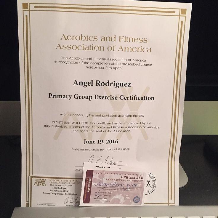 equinox angel certificate
