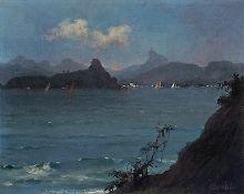 COCULILO, Francisco - Baía de Guanabara 1950